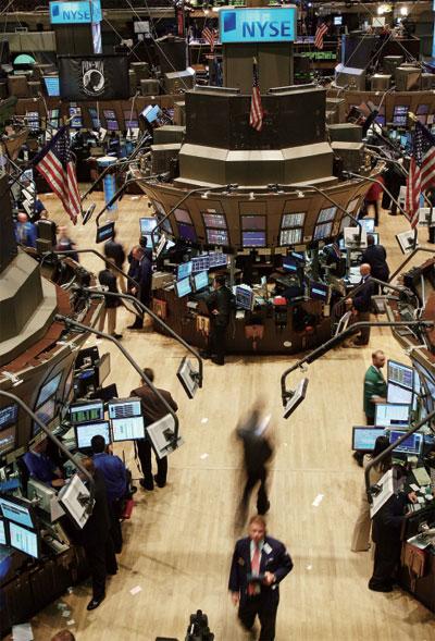 美國金融危機危及美元地位