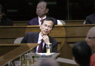 香港立會主席選戰捅破中共地下黨面紗