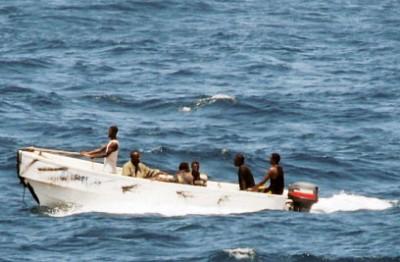 海盜猖獗 國際海運新公害