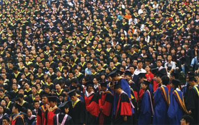 中國大學教育功能的退化