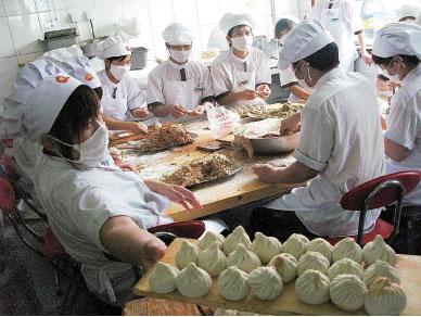 中國食品 日本人望之卻步