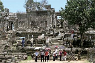 泰柬兩國柏威夏神廟之爭