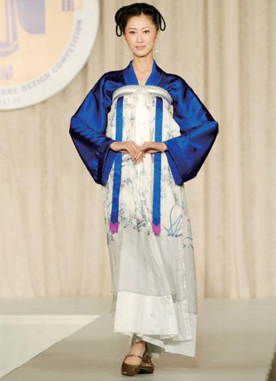 全球漢服大賽展東方古韻 引領服飾新風潮