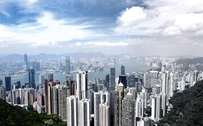 香港前景面臨風險