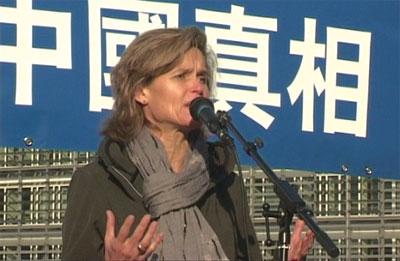 歐洲議員叩響中國軟禁之門