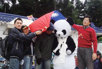 逃亡在台藏人 公開身份尋自由