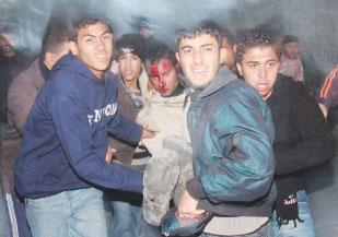哈馬斯戰爭 以巴再現衝突