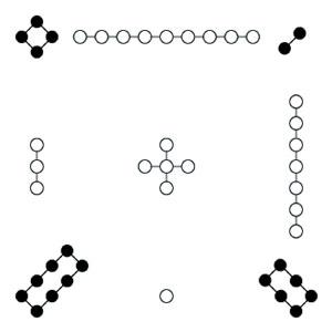 【算術漫談】洛書中不可思議的數字規律