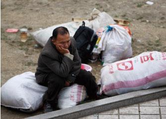 農民工失業潮考驗中國穩定