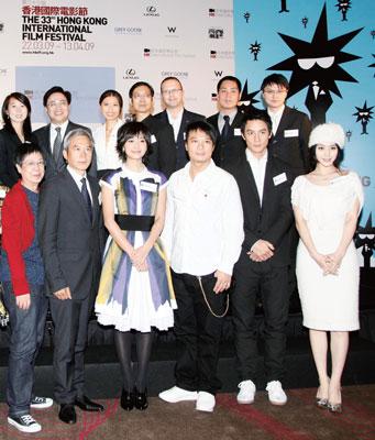香港國際電影節開幕 逆境中現希望