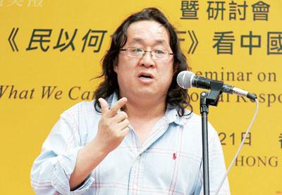 神賜給中國作家的格外恩典