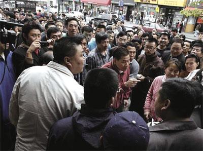 中共媒體策劃並發動 法拉盛仇恨事件