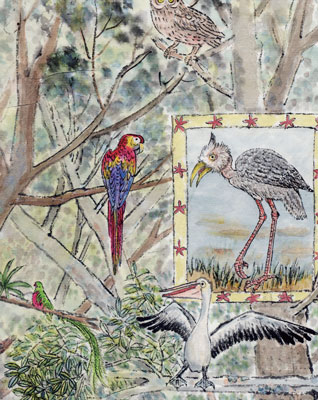 >【創造】狂鳥的國度──第五幕第三景 鴆的新美學