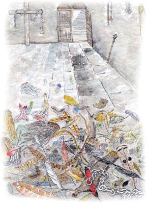 >【創造】狂鳥的國度 第六幕第二景 酷刑室