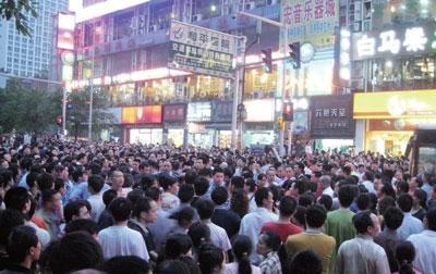 群體抗暴風潮起 中共集訓百萬官員