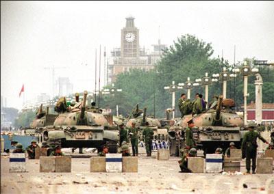 興奮劑、達姆彈、坦克碾壓、燒軍車及其他