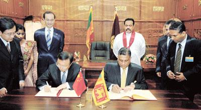斯里蘭卡:北京染指印度洋的中繼站