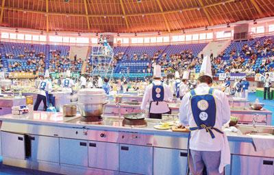 全世界中國菜廚技大賽亞太初賽