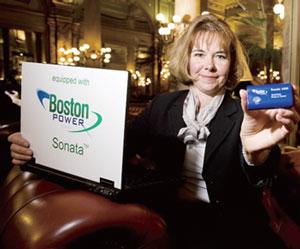 環保電池的推手 克里斯汀娜