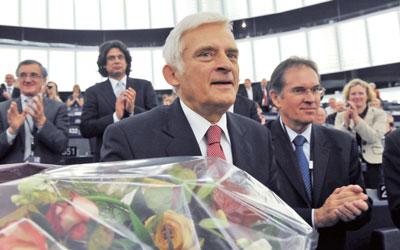 登上歐盟政壇頂峰的東歐第一人