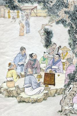 >【孤島寓言】高人破解智者棋局