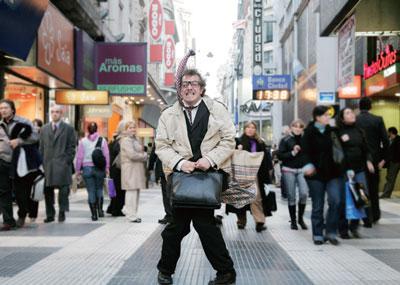 【家在他鄉】走街串巷阿根廷