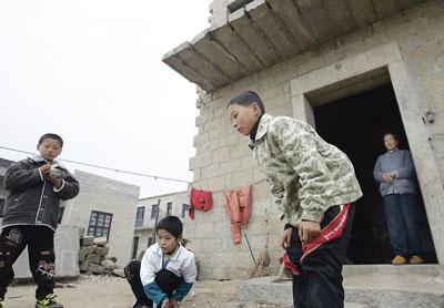 中國城黑社會與美國夢
