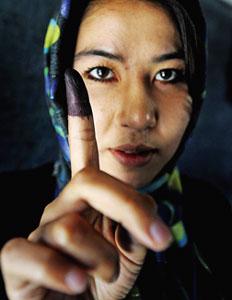 前行艱難的阿富汗大選