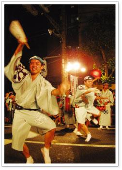 【節慶對焦】忘情歡樂 東京高圓寺阿波舞