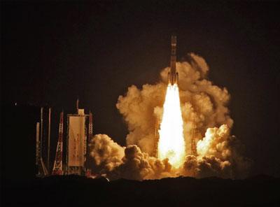 日本H2B接替美航天飛機