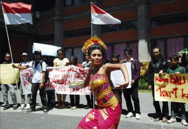 印尼馬來西亞的文化之爭