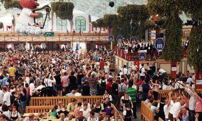 【節慶聚焦】衝破恐怖威脅的慕尼黑啤酒節
