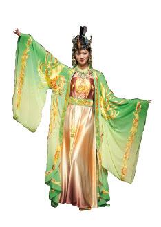 漢服成國際文化時裝周亮點