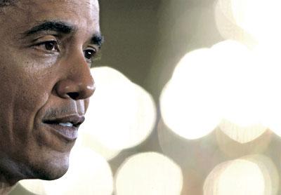 奧巴馬獲諾獎,棒極了!