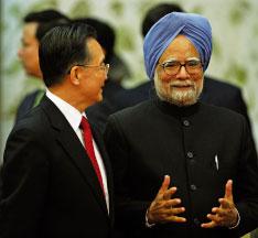 中印總理會 冷暖兩相知