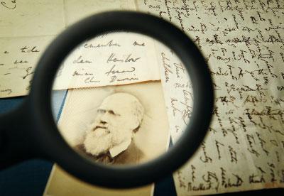 世紀大辯論 達爾文vs.愛因斯坦