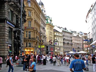 維也納──奢華的購物之都