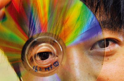 【科技新產品】納米技術介入 每張光盤存二千部電影