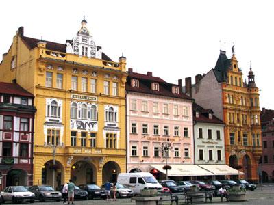 【戀戀歐洲】最具德國風情的捷克城市——契斯凱布達札維