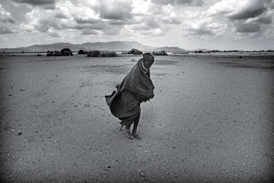 氣候極度變遷 肯亞水荒嚴峻