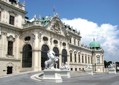 【城市的瞬間】哈布斯堡王朝歐根親王的夏宮──貝維帝爾宮