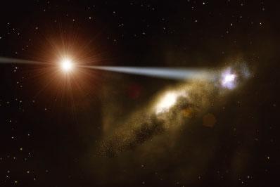 【天文新發現】黑洞,毀滅者vs.創造者