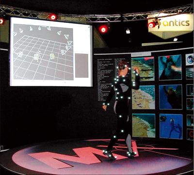 《阿凡達》引人入勝的3D技術