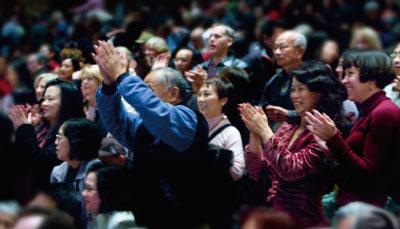 神韻讓中國人看到希望與救贖