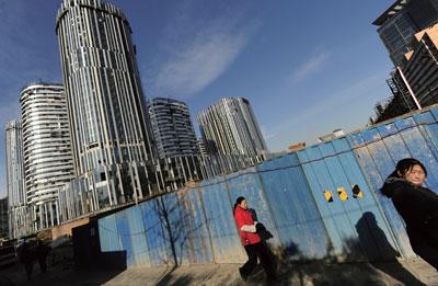 紙老虎般的中國房地產