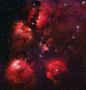 【天文發現】「貓爪」星雲
