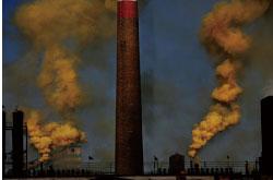 環境污染 當空氣與食品有害健康