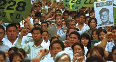 台灣民主歷程 搬上好萊塢