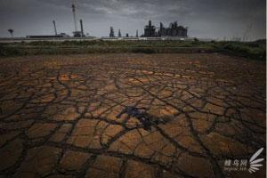 中國水污染 流淌中原大地血淚的河泊