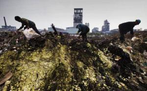 生態崩潰 山坳上的中國正移位